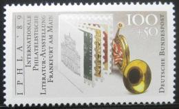 Poštovní známka Nìmecko 1989 IPHLA výstava Mi# 1415