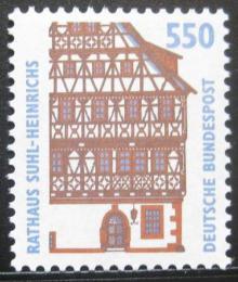 Poštovní známka Nìmecko 1994 Radnice, Suhl-Heinrichs Mi# 1746 Kat 6.50€