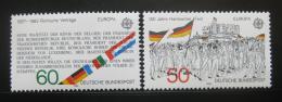 Poštovní známky Nìmecko 1982 Evropa CEPT Mi# 1130-31