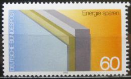 Poštovní známka Nìmecko 1982 Úspora energie Mi# 1119