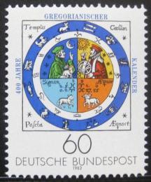 Poštovní známka Nìmecko 1982 Gregoriánský kalendáø Mi# 1155