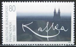 Poštovní známka Nìmecko 1983 Franz Kafka Mi# 1178