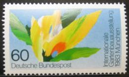 Poštovní známka Nìmecko 1983 Výstava zahradnictví Mi# 1174