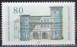 Poštovní známka Nìmecko 1984 Trevír, 2000. výroèí Mi# 1197
