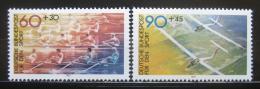 Poštovní známky Nìmecko 1981 Sport Mi# 1094-95