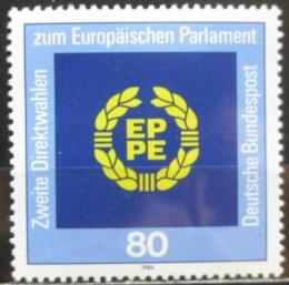 Poštovní známka Nìmecko 1984 Druhá volba do evropského parlamentu Mi# 1209