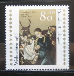 Poštovní známka Nìmecko 1985 Vánoce, døevoøezba Mi# 1267