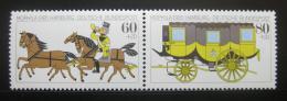 Poštovní známky Nìmecko 1985 MOPHILA výstava Mi# 1255-56 Kat 6€