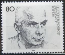 Poštovní známka Nìmecko 1988 Jakob Kaiser, politik Mi# 1350