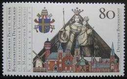 Poštovní známka Nìmecko 1987 Mariánský kongres Mi# 1320