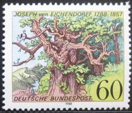 Poštovní známka Nìmecko 1988 Døevoøezba, Richter Mi# 1356