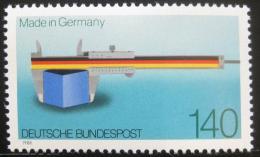 Poštovní známka Nìmecko 1988 Vyrobeno v Nìmecku Mi# 1378