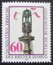 Poštovní známka Nìmecko 1980 Katedrála v Cologne Mi# 1064