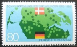 Poštovní známka Nìmecko 1985 Nìm.-dánská hranice Mi# 1241