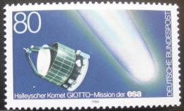 Poštovní známka Nìmecko 1986 Halleyova kometa Mi# 1273