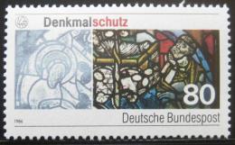 Poštovní známka Nìmecko 1986 Ochrana monumentù Mi# 1291