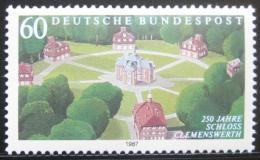 Poštovní známka Nìmecko 1987 Hrad Clemenswerth Mi# 1312