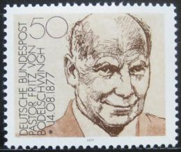 Poštovní známka Nìmecko 1977 Fritz von Bodelschwiing, teolog Mi# 942