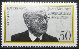 Poštovní známka Nìmecko 1977 Jean Monnet, politik Mi# 926