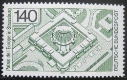 Poštovní známka Nìmecko 1977 Nová evropská rada Mi# 921