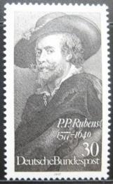 Poštovní známka Nìmecko 1977 Peter Paul Rubens Mi# 936