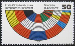 Poštovní známka Nìmecko 1979 Evropský parlament Mi# 1002