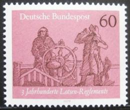 Poštovní známka Nìmecko 1979 Pilotní pøedpisy Mi# 1022