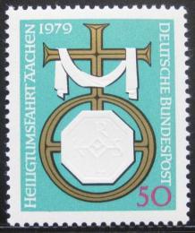 Poštovní známka Nìmecko 1979 Pou� do Aachenu Mi# 1017