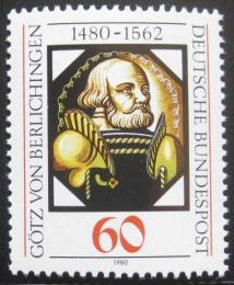 Poštovní známka Nìmecko 1980 Gotz von Berlichingen Mi# 1036