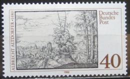 Poštovní známka Nìmecko 1980 Umìní, A. Aldorfer Mi# 1067