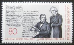 Poštovní známka Nìmecko 1985 Bratøi Grimmové Mi# 1236