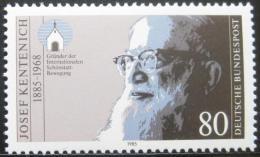 Poštovní známka Nìmecko 1985 Páter Josef Kentenich Mi# 1252