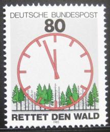 Poštovní známka Nìmecko 1985 Ochrana lesù Mi# 1253