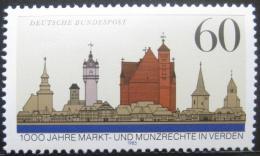 Poštovní známka Nìmecko 1985 Verden Mi# 1240