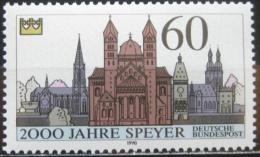 Poštovní známka Nìmecko 1990 Speyer, 2000. výroèí Mi# 1444