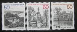 Poštovní známky Západní Berlín 1982 Berlín Mi# 685-87