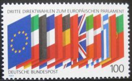 Poštovní známka Nìmecko 1989 Volby do evropského parlamentu Mi# 1416