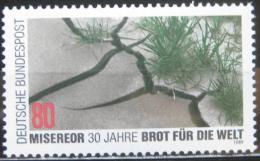 Poštovní známka Nìmecko 1989 Chleba svìtu Mi# 1404