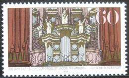 Poštovní známka Nìmecko 1989 Varhany Mi# 1441