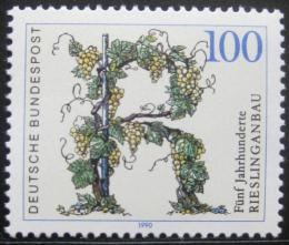 Poštovní známka Nìmecko 1990 Vinice Riesling Mi# 1446