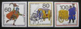 Poštovní známky Západní Berlín 1989 Pošta Mi# 852-54 Kat 10€