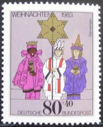 Poštovní známka Nìmecko 1983 Vánoce Mi# 1196