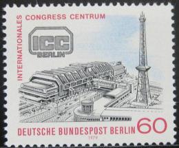Poštovní známka Západní Berlín 1979 Konferenèní centrum Mi# 591