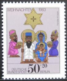 Poštovní známka Západní Berlín 1983 Vánoce Mi# 707