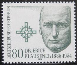 Poštovní známka Západní Berlín 1984 Erich Klausener Mi# 719