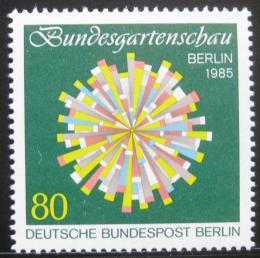 Poštovní známka Západní Berlín 1985 Zemìdìlská výstava Mi# 734