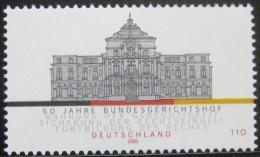 Poštovní známka Nìmecko 2000 Federální soud Mi# 2137