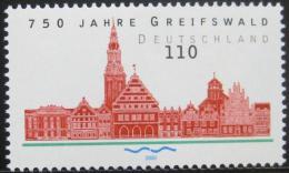 Poštovní známka Nìmecko 2000 Griefswald, 750. výroèí Mi# 2111