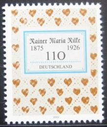 Poštovní známka Nìmecko 2000 Rainer Maria Rilke Mi# 2154