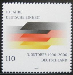 Poštovní známka Nìmecko 2000 Znovuspojení Nìmecka Mi# 2142